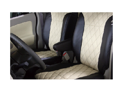 Nissan Cube Natural Leather Design Seat Ver. 2
