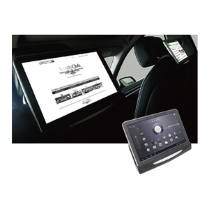 BMW Exclusive Android Rear Monitor